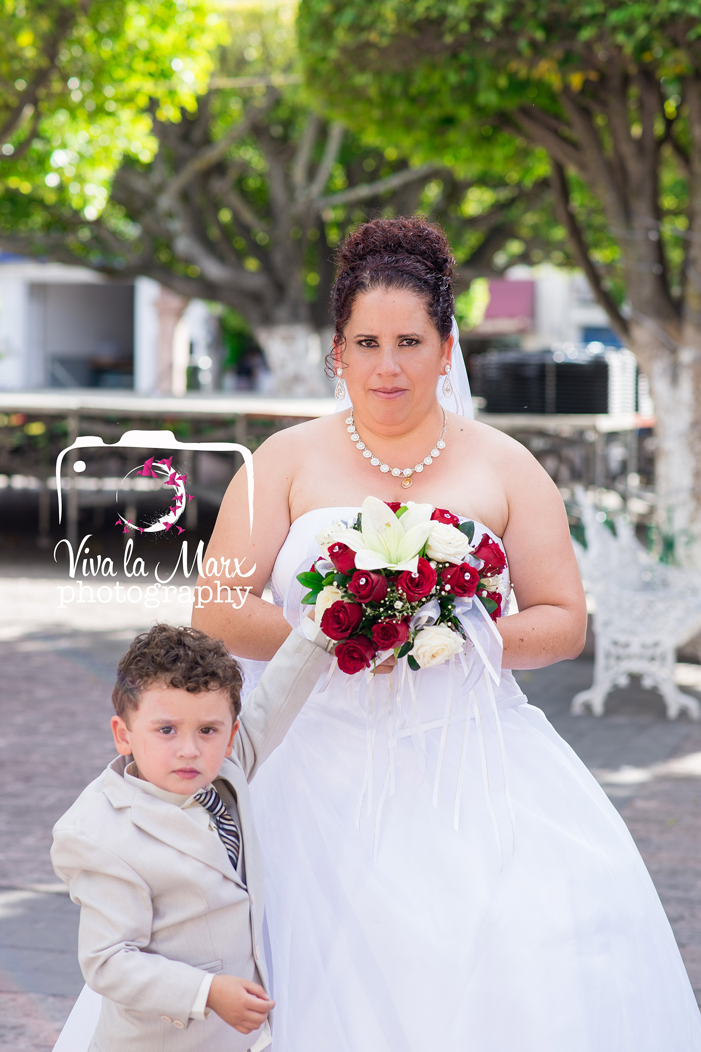 Demetrio, creating memories with mom, that's what it's all about, saving memories to later tell the story.