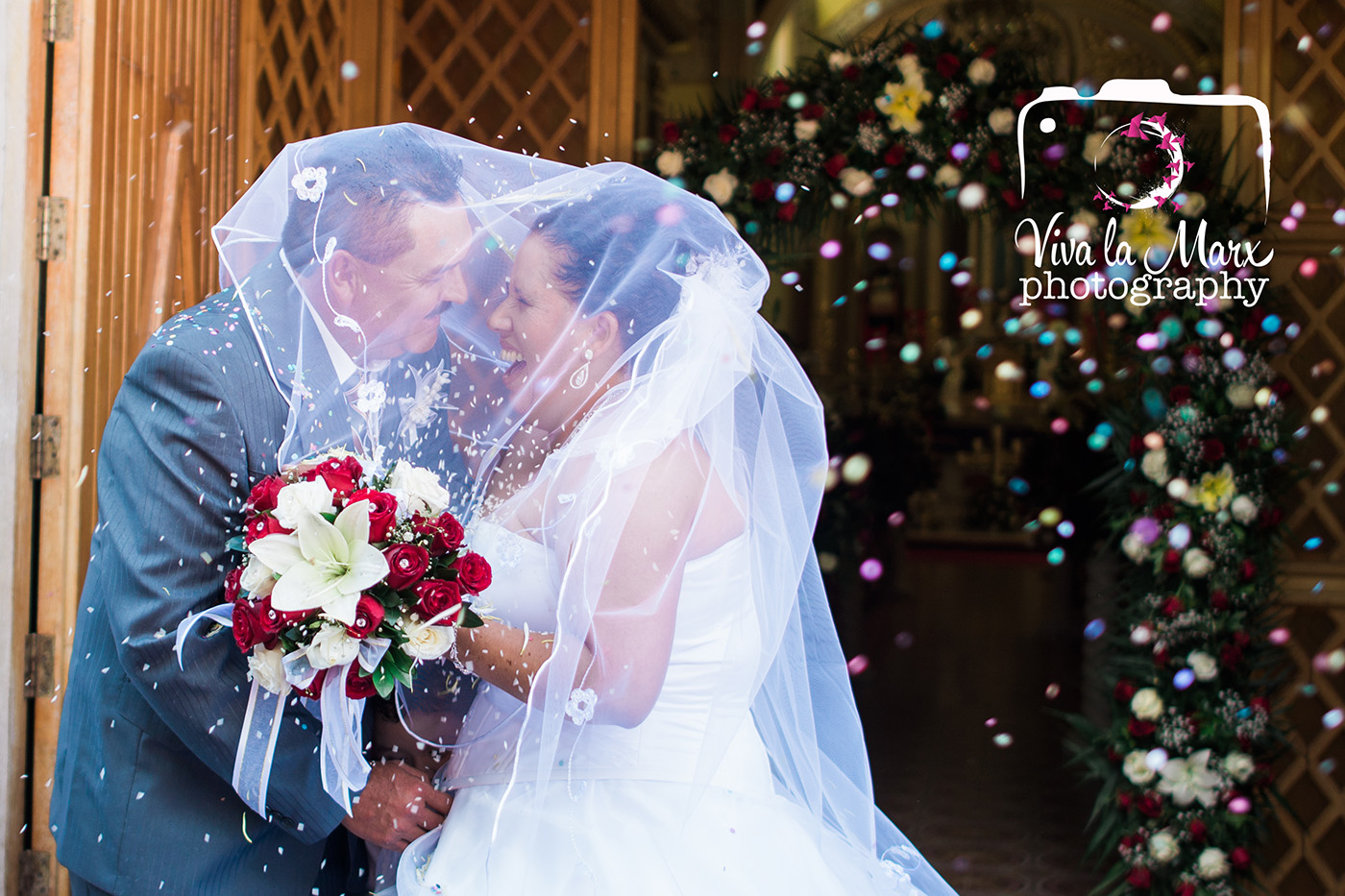 Enjoy life, enjoy those moments you create for yourself, such as your wedding day!