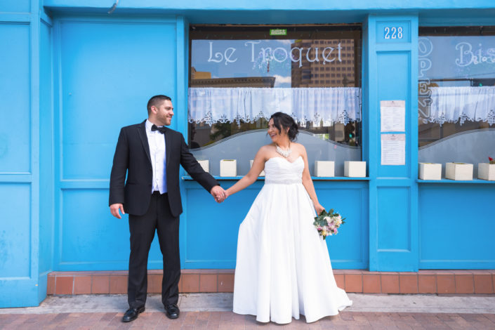 Modern Wedding in Albuquerque