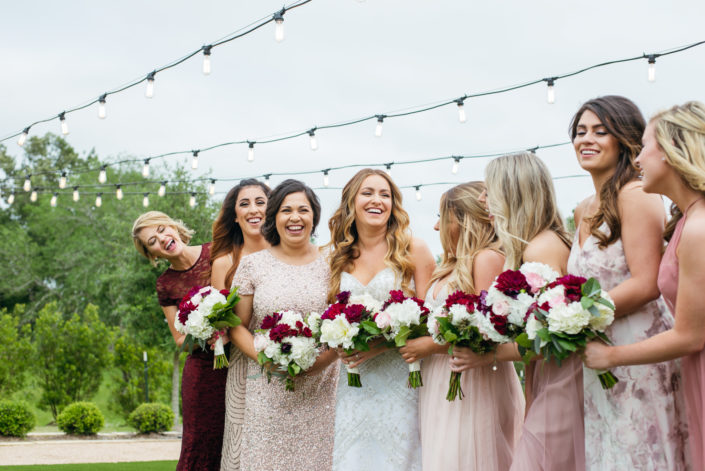 Wedding at the Farmhouse in Montgomery, Texas
