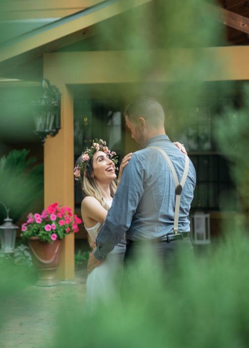 Oak Tree Manor Wedding in Spring, Texas