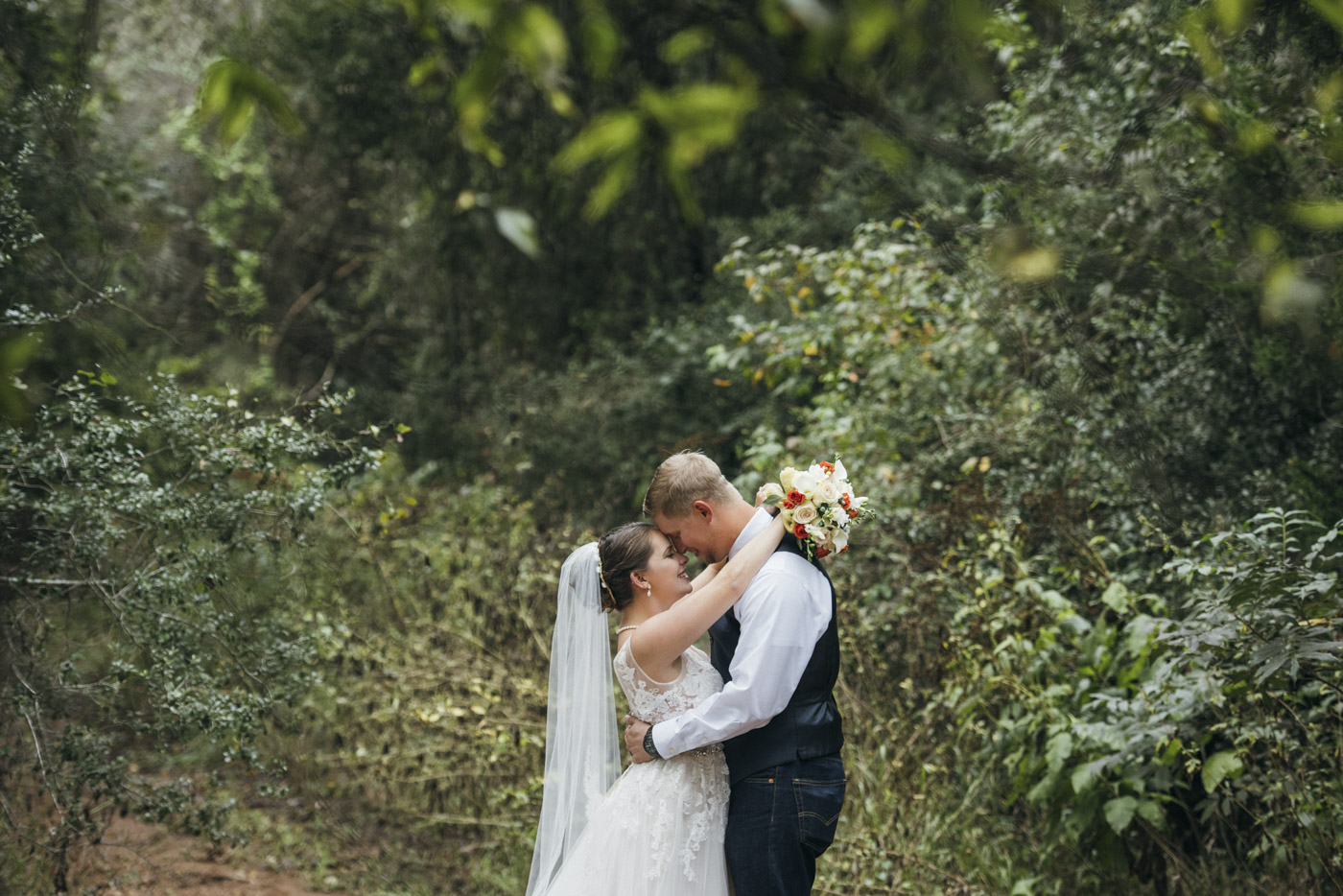 Red Ridge Outdoor Texas Wedding