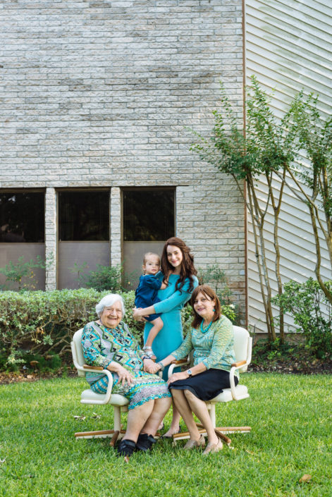 Generational photography in Houston