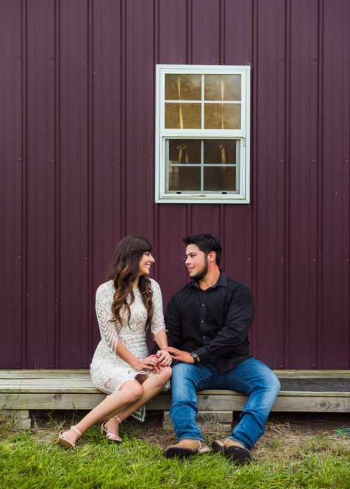 Engagement Session Manvel Texas