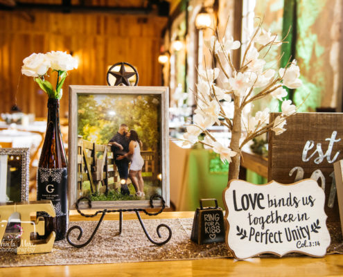 Wedding Details at The Springs Event Venue in Angleton, Texas
