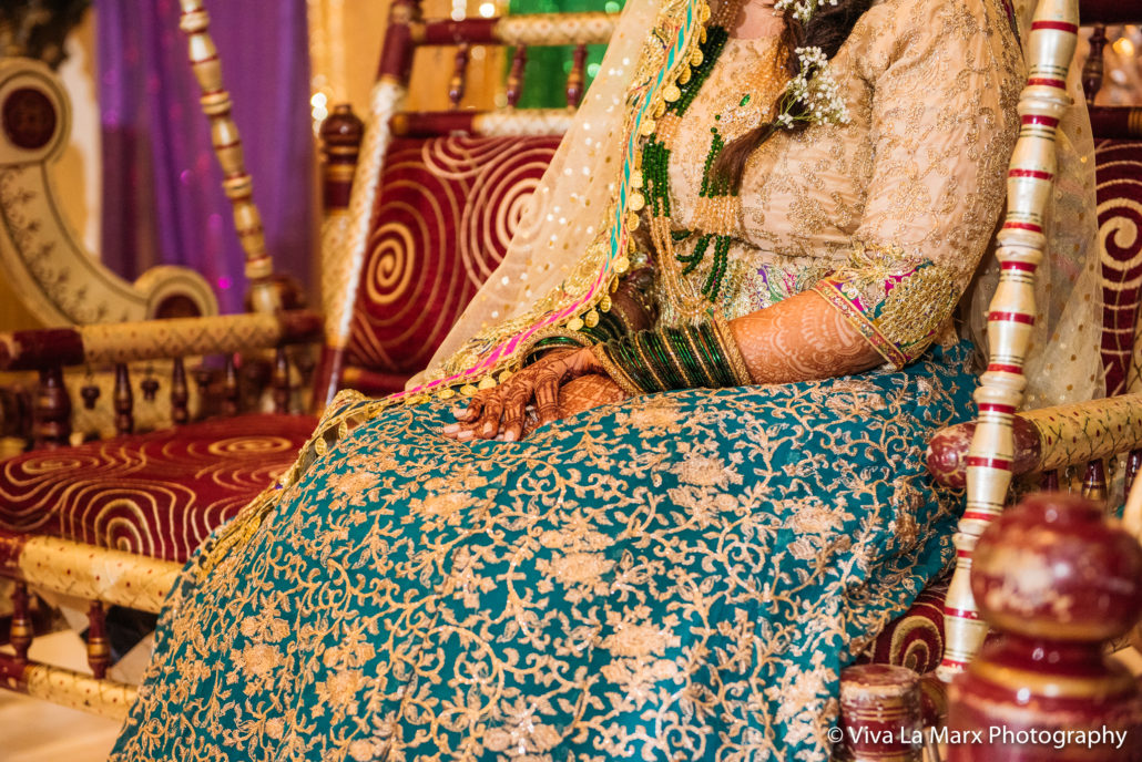 Pakistani Bride Henna