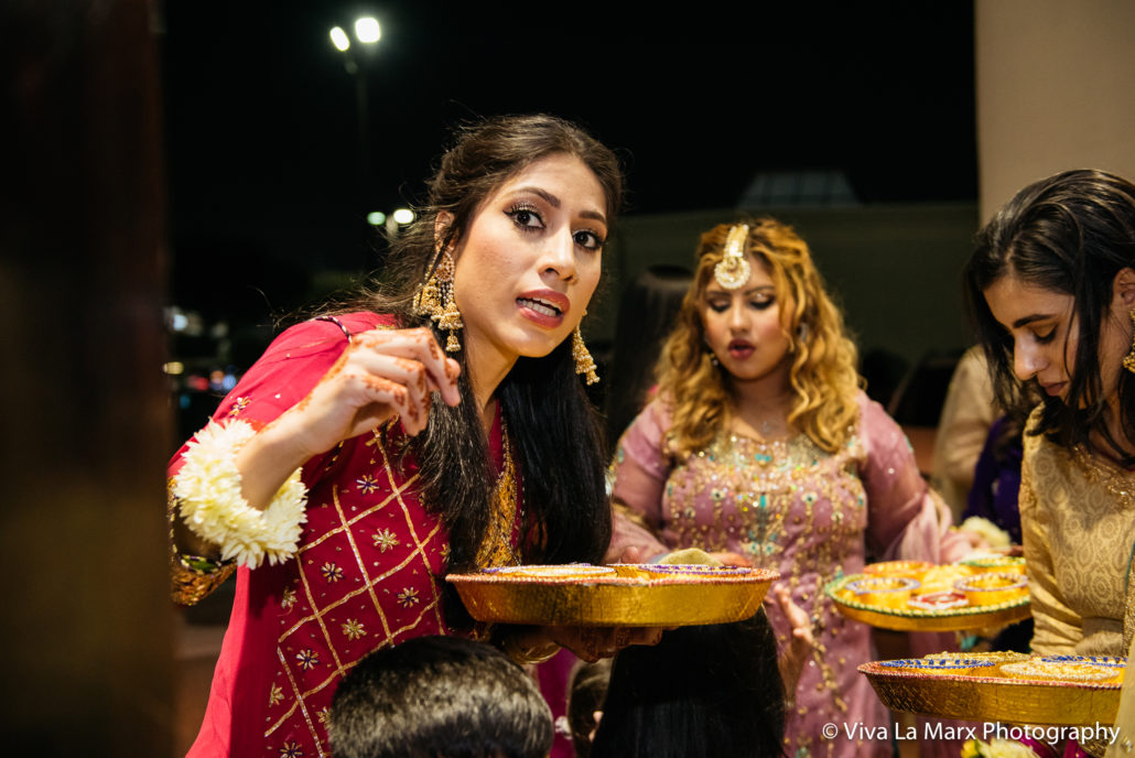 Pakistani Wedding Awaiting for the Bride