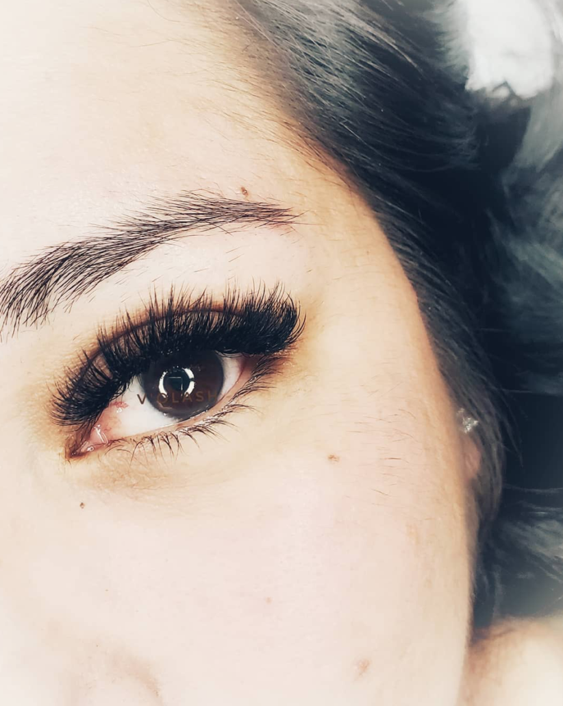 lash extensions in pearland