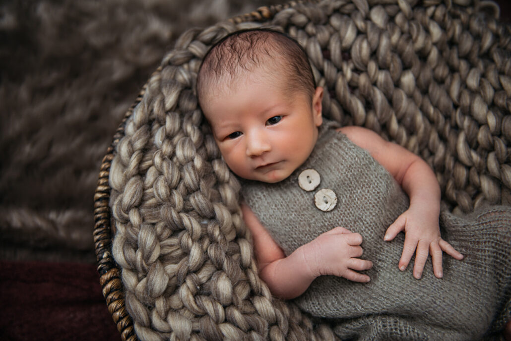 Newborn baby boy in Alvin, Texas