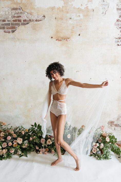 Bridal Boudoir in Houston