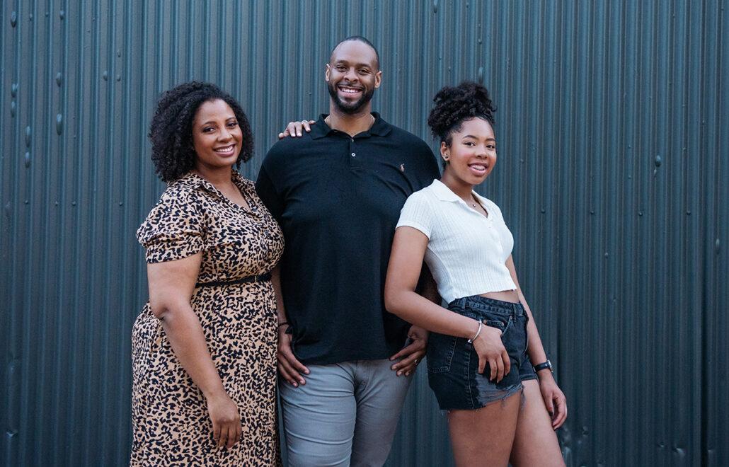 Family photographer in Houston