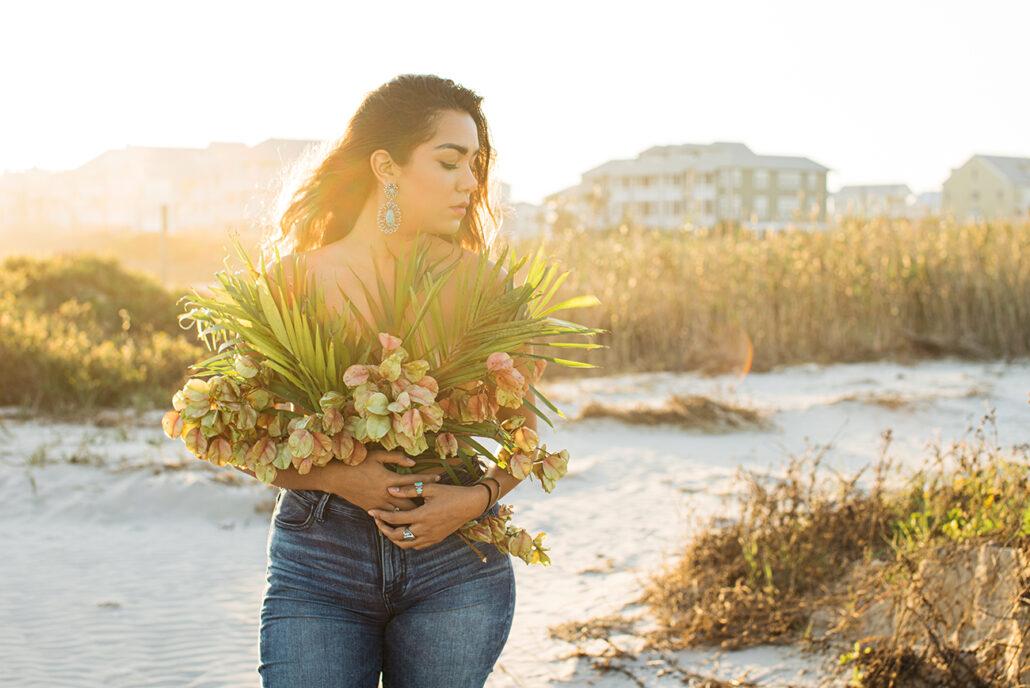 Galveston boudoir photographer